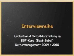 interviewreihe