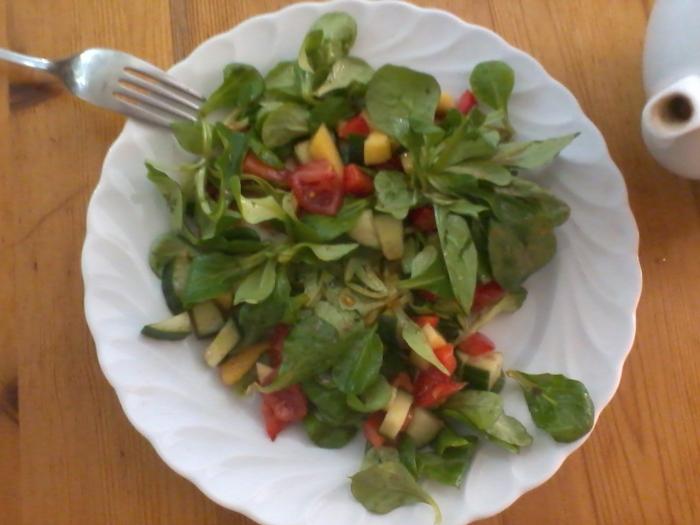 Salat und Tee, wieso gibt es keine Vollkorn-Laugenstangen?