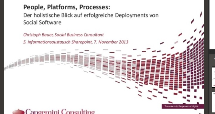 http://de.slideshare.net/ChristophBauer/people-platforms-processes-v2-slsh
